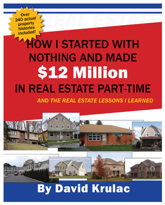 How I started with nothing and made $12 million in real estate part-time and the real estate lessons  I learned