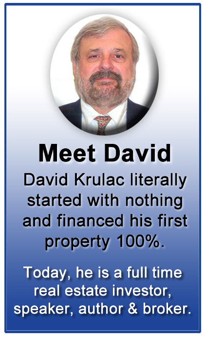 Meet Author David Krulac who wrote $12 Million Book